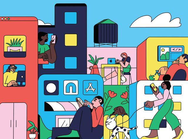 iOS App Store Boom während der Pandemie - Mitmachen? Jetzt programmieren lernen